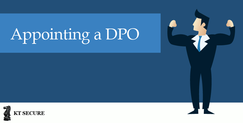 Appointing a DPO