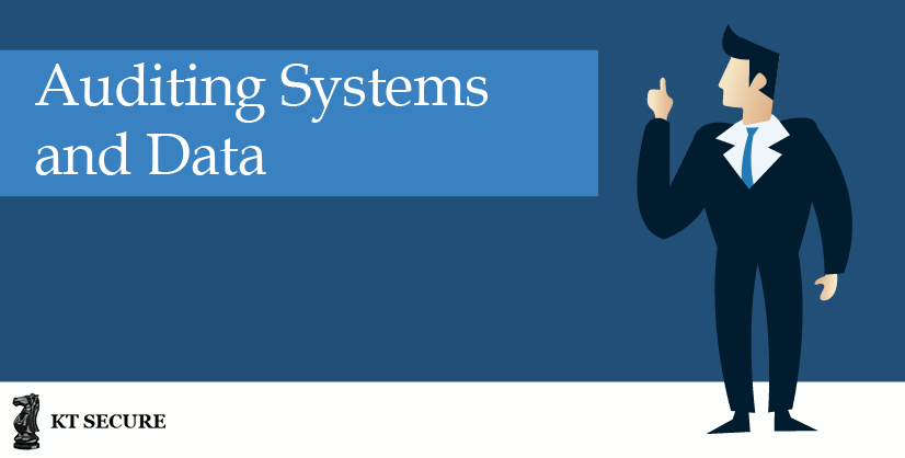 Auditing Systems and Data