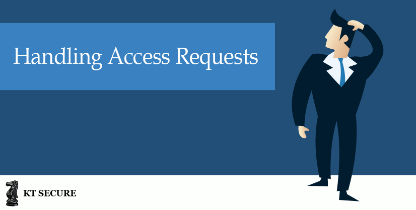 Handling Access Requests
